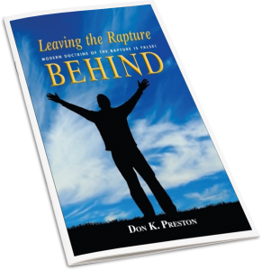 Leaving The Rapture Behind