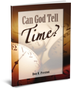 Can God Tell Time?