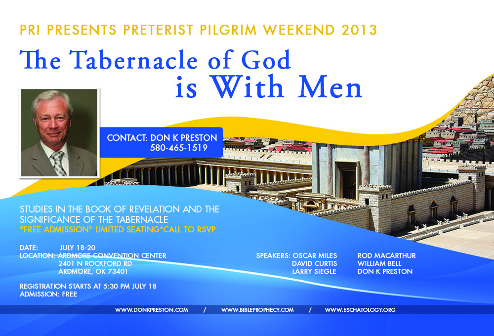 The Taernacle of God is With Men