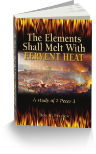 Study of 2 Peter 3-- and the Jerusalem Temple