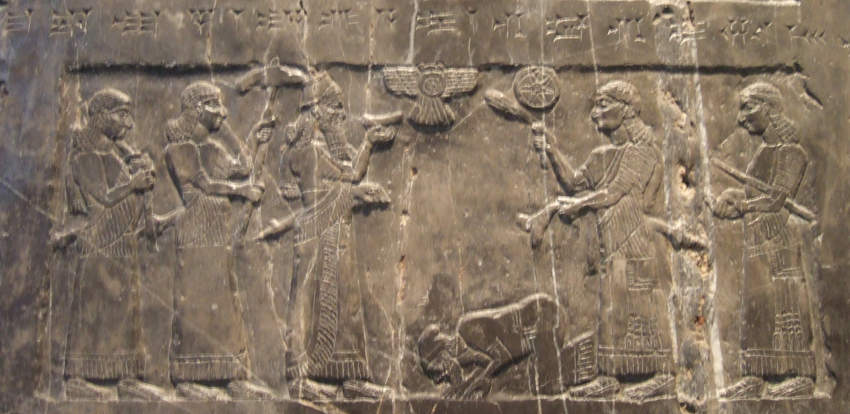 assyrian invasion of israel
