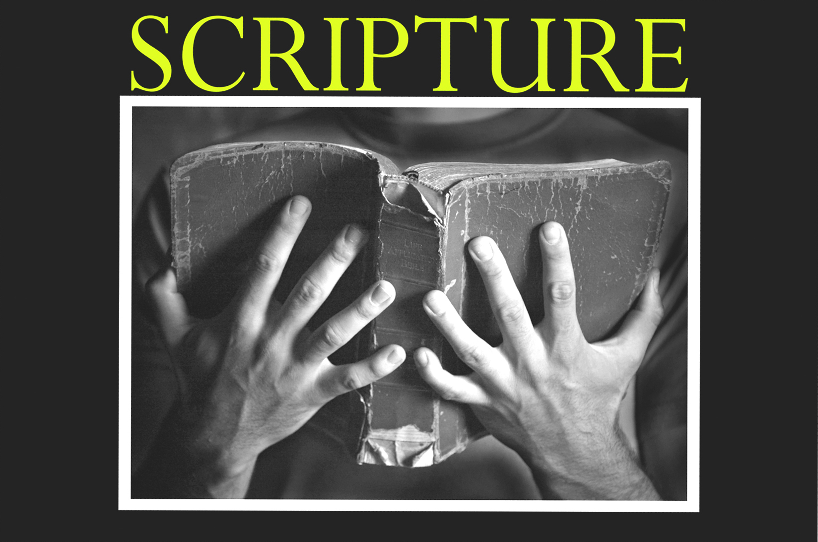 authority of scripture