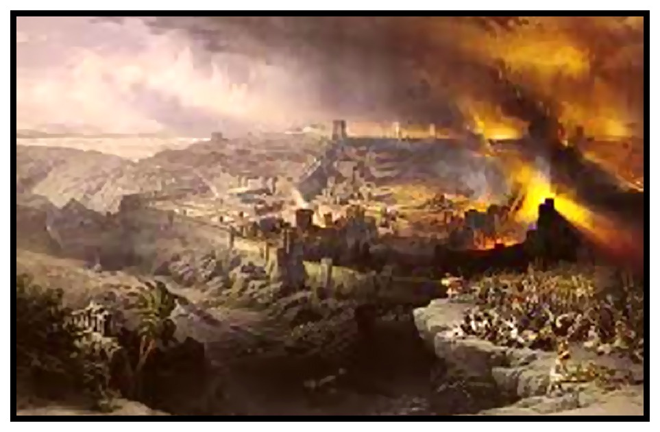 zechariah 14 and the Destruction of Jerusalem