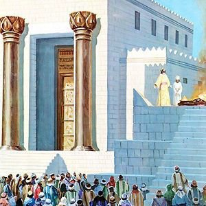 What is the Messianic temple