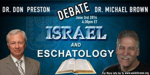 Michael Brown -V- Don K. Preston debate