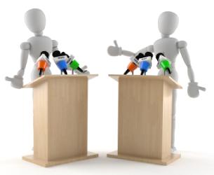 public debate