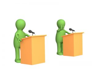 Preston- V-Vincent Debate on Daniel 7:13-14