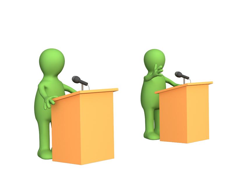 formal debate