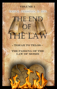 The Passing of the Law of Moses - Not at the Cross!