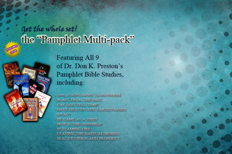 Preston Booklet Muli-Pack