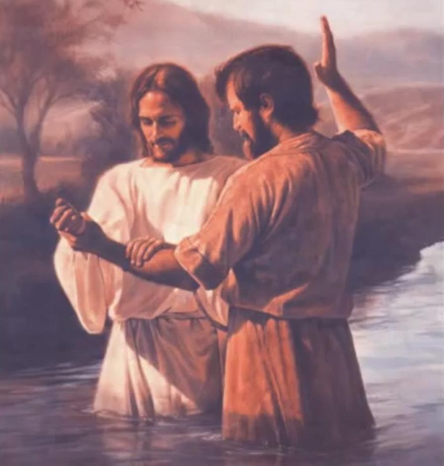 John The Baptizer – DVD