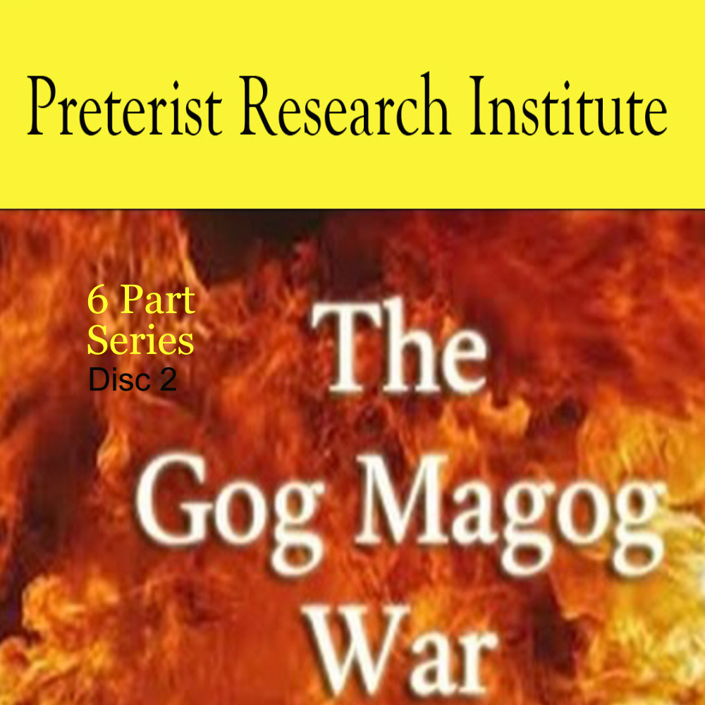 Ezekiel 38, 39 Gog Magog War