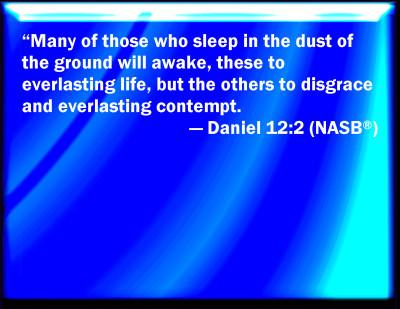 Was Daniel 12:2 Fulfilled in the Resurrection of Matthew 27:51f? #5