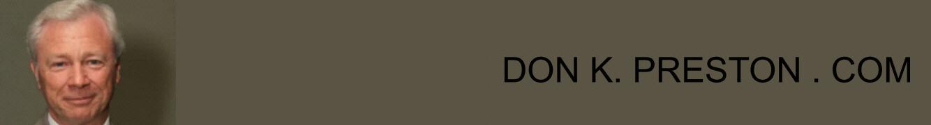 Don K. Preston . Com