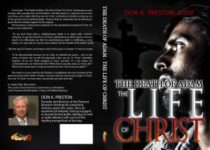The Death of Adam The Life of Christ