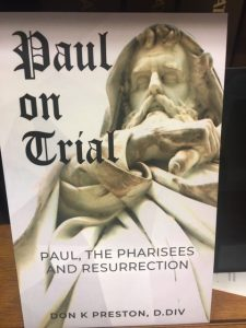 Paul, the Pharisees and the Resurrection